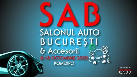 Salonul Auto București&Accesorii  8 – 18 octombrie 2020