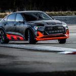 """Audi e-tron și e-tron Sportback sunt """"S"""""""