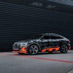 """Audi e-tron și e-tron Sportback sunt și """"S"""""""