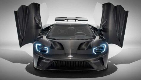 Ford GT este Liquid Carbon pentru 2020