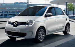 Renault Twingo Z.E. – o citadină electrică franceză