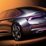 Skoda Octavia RS iV, primul teaser