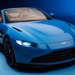 Aston Martin Vantage Roadster, cel mai rapid