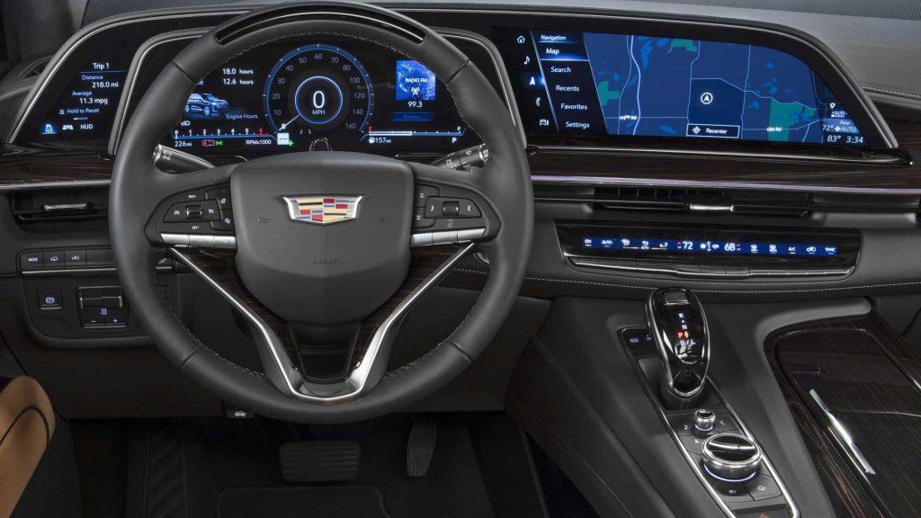 Cadillac Escalade, lux și tehnologii pentru 2021