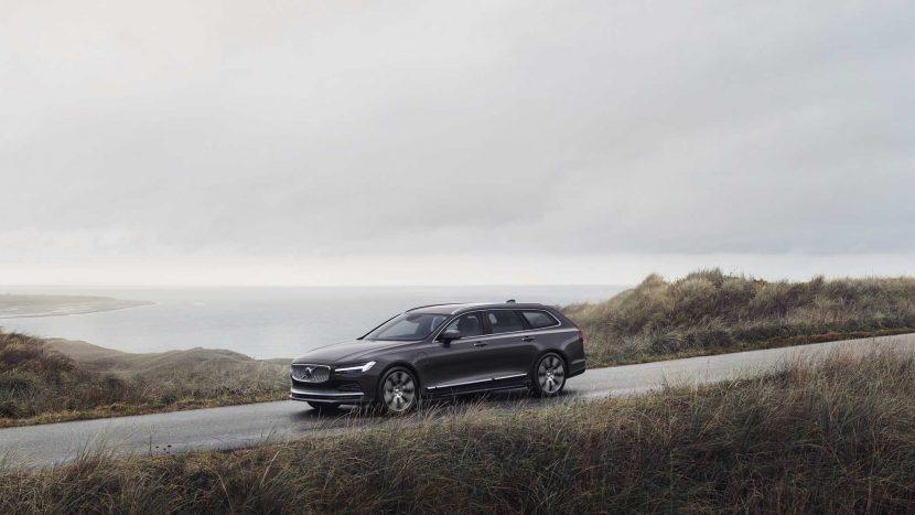 Volvo prezintă S și V90 facelift, de acum cu mild hybrid