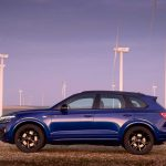 VW Touareg R, un Hot-SUV plug-in hybrid