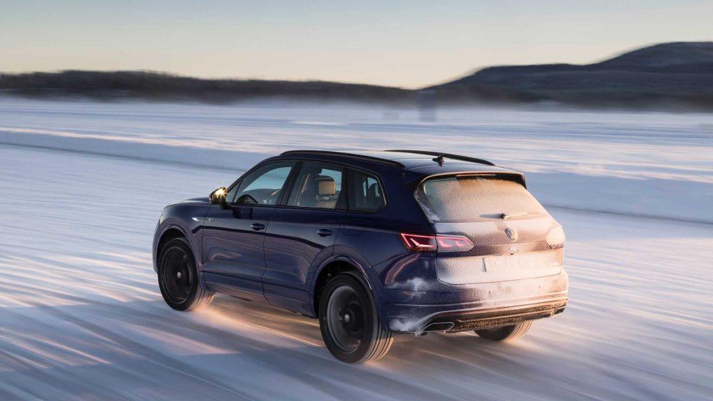VW Touareg R, un Hot-SUV plug-in hybrid