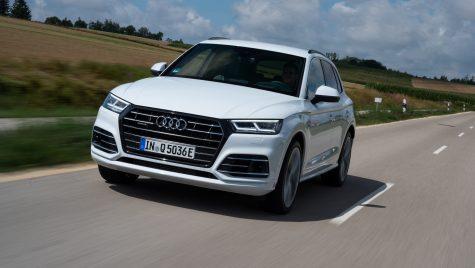 Audi Q5 e quattro, lansat în România