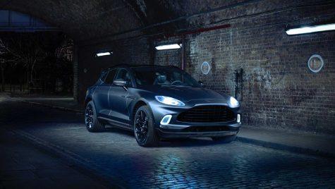 Aston Martin va adauga în gamă două modele electrice începând cu 2025