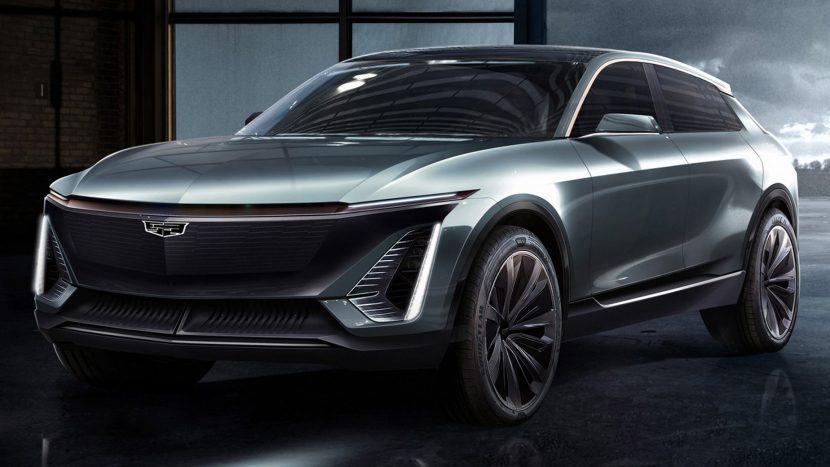Cadillac va dezvălui primul său EV în aprilie