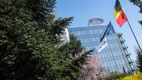 Ford Craiova reduce producția și estimează o nouă oprire temporară a uzinei