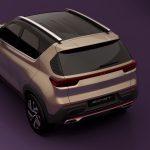 SUV-ul concept Kia Sonet, dezvăluit în India
