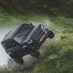 Land Rover Defender 110, cascador pentru 007