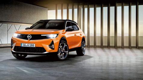 Proiecte secrete Opel Mokka X 2020