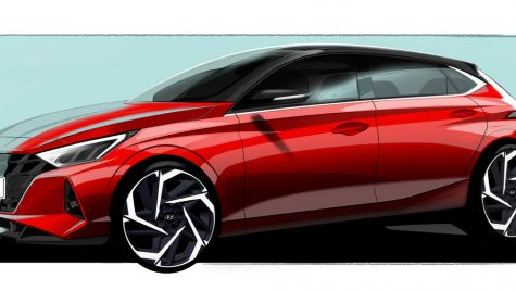 Primele detalii despre noua generație Hyundai i20