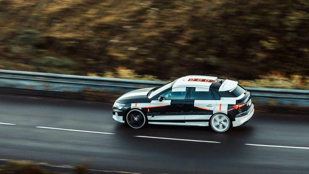Audi S3 Sportback 2020, primele informații