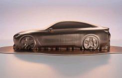 Prima imagine cu BMW Concept i4, lansarea pe 3 martie