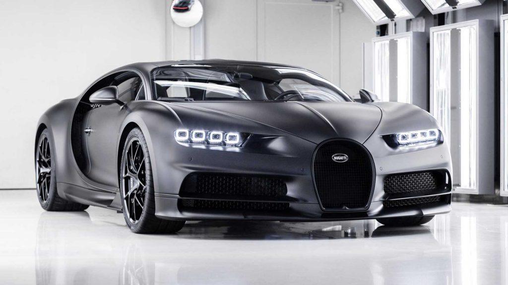 Bugatti-ul Chiron cu numărul 250 va vizita Geneva