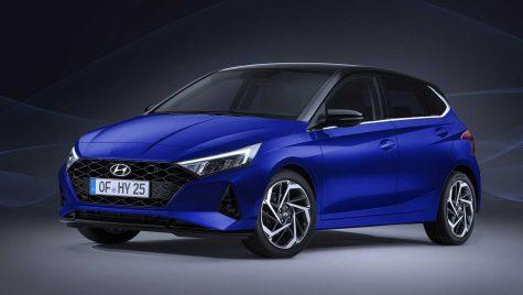 Hyundai i20 – primele imagini oficiale dezvăluite accidental