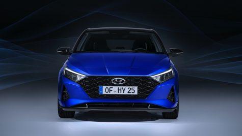 Hyundai i20 – informații și fotografii oficiale