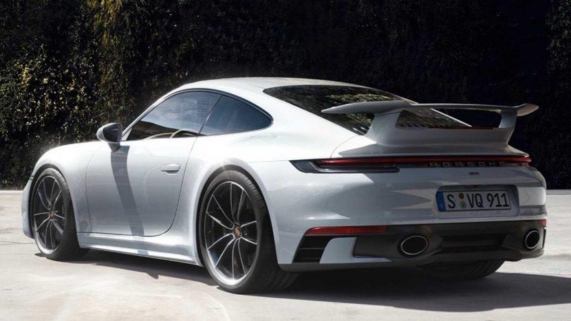 Porsche 911 Manufaktur – personalizare SportDesign sau Aerokit
