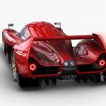 Glickenhaus 007, Le Mans în garajul propriu