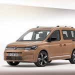 Volkswagen a prezentat a cincea generație a modelului utilitar Caddy