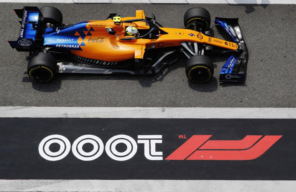 Formula 1 - retrospectiva sezonului 2019_GP Chin