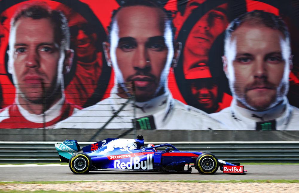Formula 1 - retrospectiva sezonului 2019_GP China