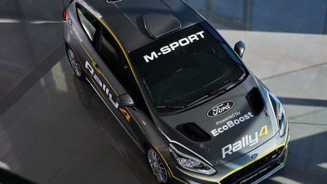 M-Sport a prezentat noul Ford Fiesta Rally4