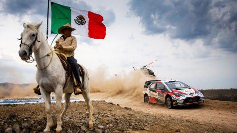 Ogier obține victoria în Raliul Mexicului