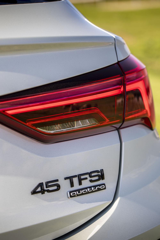 Test Drive Audi Q3 Sportback