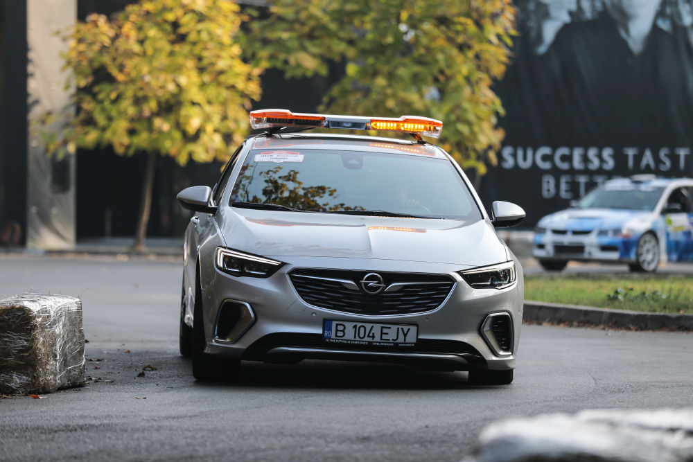 Opel în CN SuperRally
