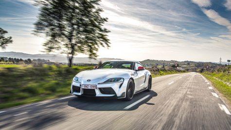 Toyota Supra primește un nou propulsor de 2.0 litri și 258 CP