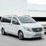 Mercedes-Benz Vito facelift & eVito Tourer: informații oficiale