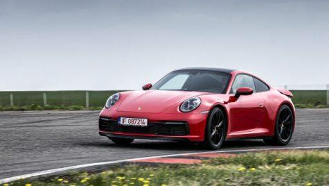 Test Porsche 911 Carrera S (992) – cel care face regulile