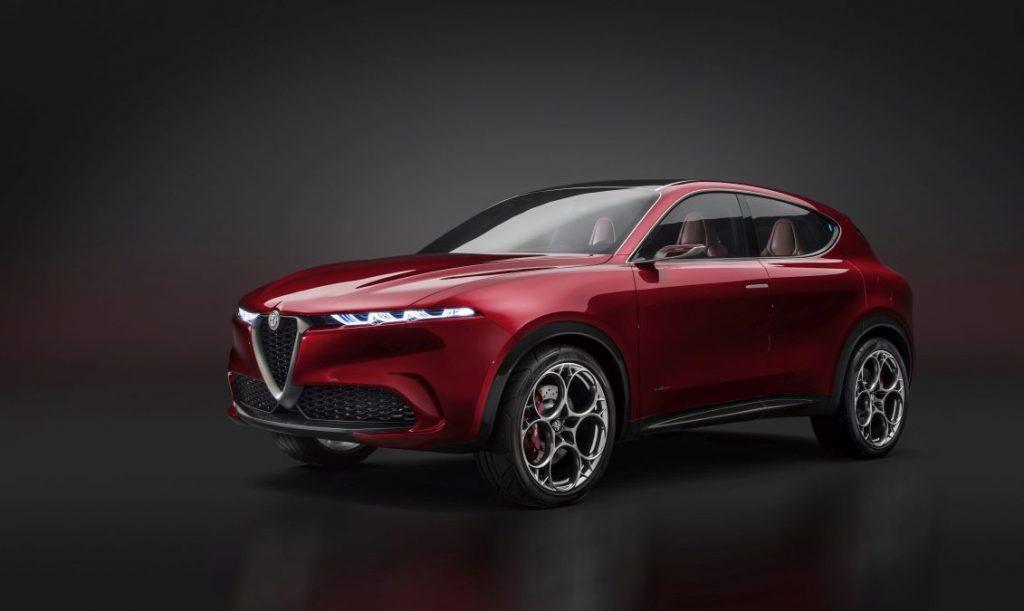 Alfa Romeo Tonale planuri FCA-PSA 2020