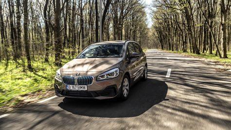 Test BMW 225xe Active Tourer: O lună de fericire