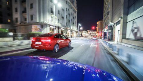 BMW #NightDrive cu noul Seria 2 Gran Coupe