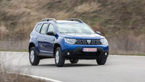 Cele mai ieftine SUV-uri prin programul Rabla 2020 până în 15.000 euro