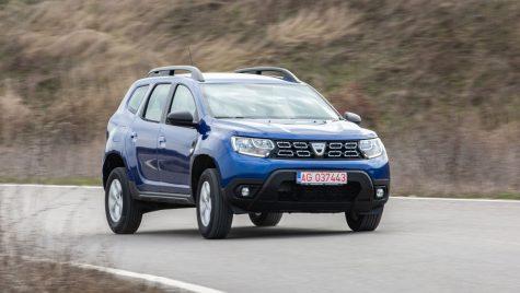 Test Dacia Duster 1.0 TCe GPL: Economie