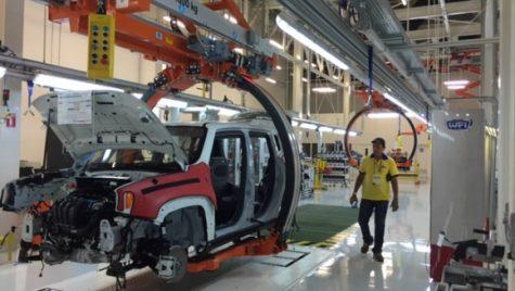 Fiat Chrysler a anunțat că închide temporar fabricile