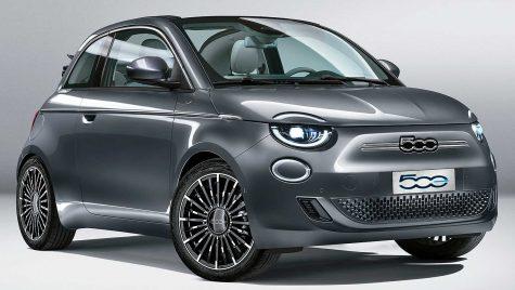 Fiat 500 electric – informații și fotografii oficiale