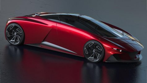 Mazda RX-9: realitate sau ficțiune?