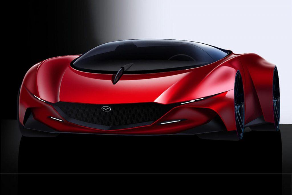 Mazda RX-9 by Joseph Robinson