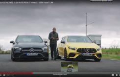 Mercedes-AMG A 35 vs A 45S: care e alegerea mai bună?