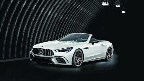 Viitorul Mercedes-Benz SL va fi dezvoltat de AMG în 2021