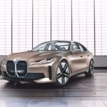 i4 Concept, viitorul BMW concurent cu Tesla