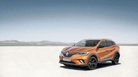 Proiecte secrete: Renault Kadjar 2021