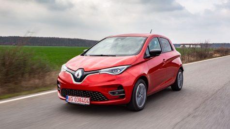 Înmatriculările de automobile electrice sunt în creștere în România